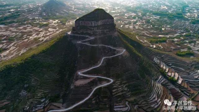 平邑太皇崮景区 太壮观了