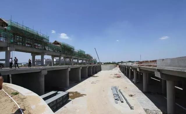 三座桥飞架,平邑北部旅游区雏形初现