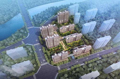 桂花丽舍小区建设工程规划许可证批前公示